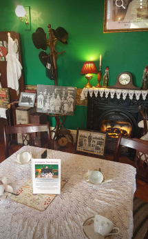 Dorman Cafe - Dresser's Tea Room