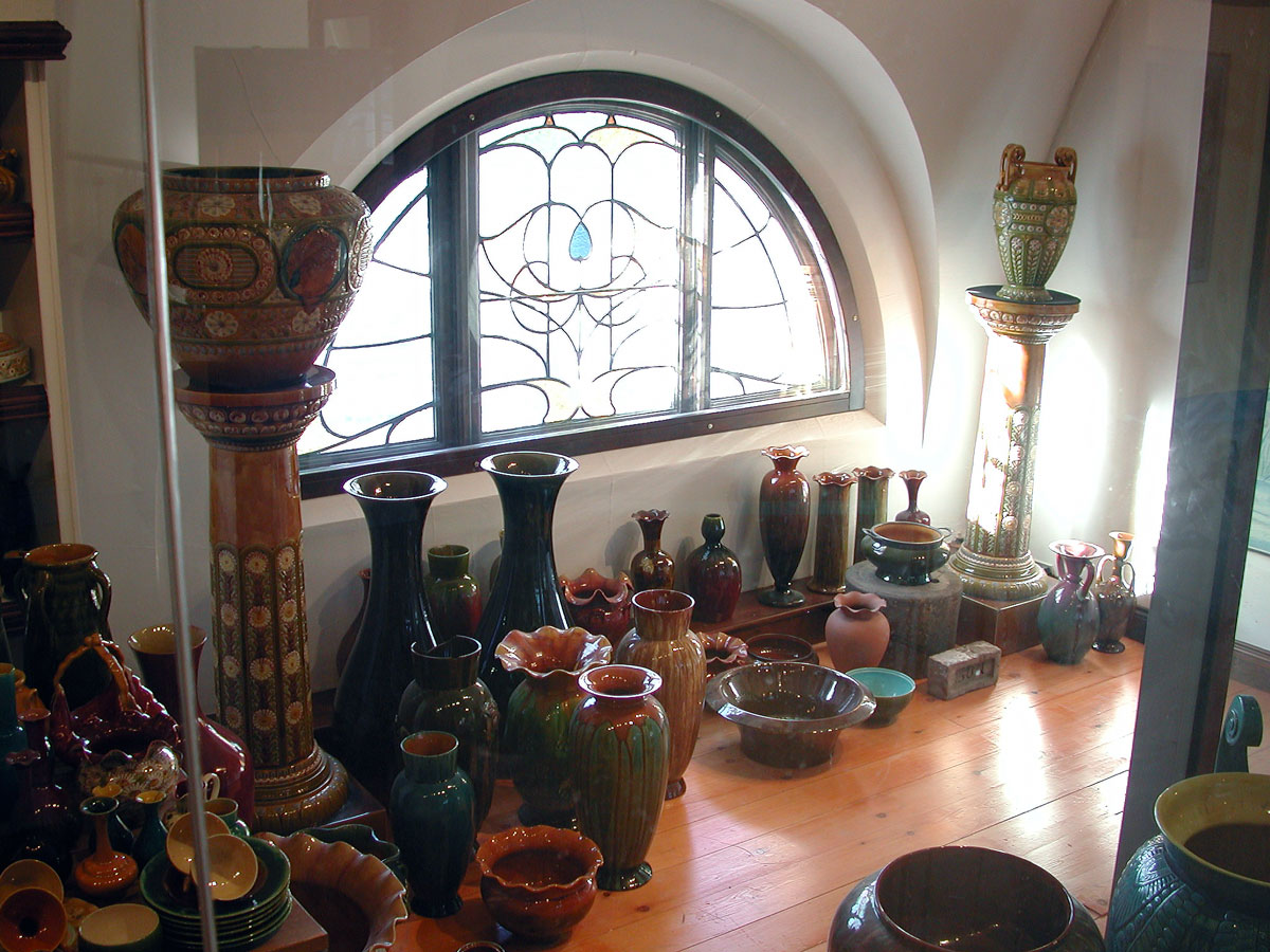 Linthorpe Art Pottery
