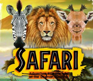 Dorman Safari Poster